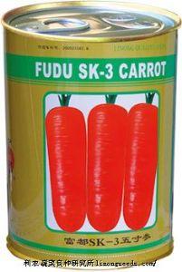供应【富都】SK-3五寸参胡萝卜(206)—胡萝卜种子